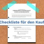 Checkliste für den Kauf eines Gefriergeräts