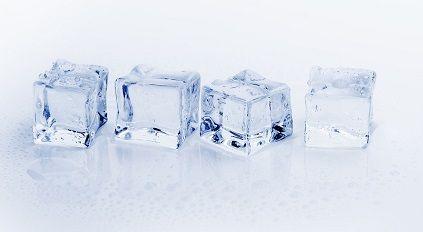 Ice Twister – Gefrierschrank mit Eiswürfel