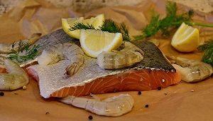 Haltbarkeit von gefrorenem Fisch
