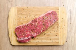 Haltbarkeit von gefrorenem Fleisch