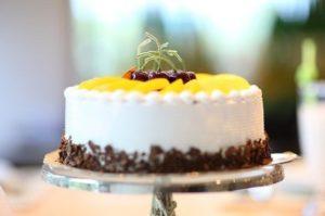 Kuchen einfrieren