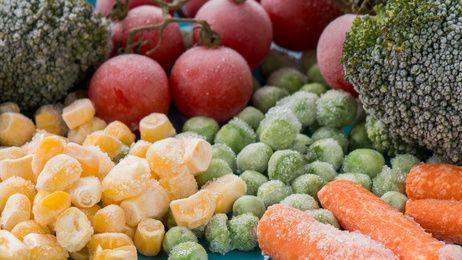 Lebensmittel einfrieren