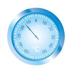 Temperatur von Gefrierschränken
