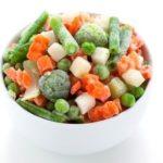 Ist frisches Gemüse gesünder als Tiefkühlgemüse?