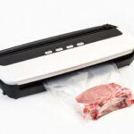 Vakuumiergerät zum Einschweißen macht Ihre Lebensmittel lange haltbar